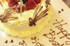 バースデーケーキ(要予約)